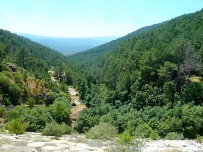 Pinares Angostura, Piedralaves; viajes y excursiones;trekking semana santa; fin de año